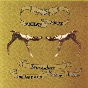 Everywhere & His Nasty Parlour Tricks (EP) album cover