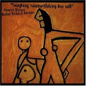 Saying Something For All album cover