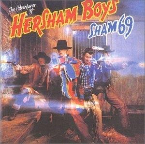The Adventures Of The Hersham Boys album cover