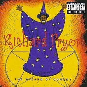 The Wizard Of Comedy album cover