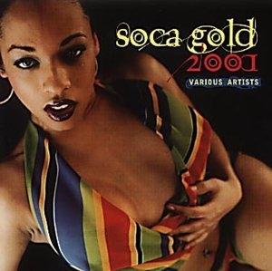 Soca Gold 2001 album cover