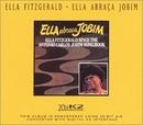 Ella Abraça Jobim album cover
