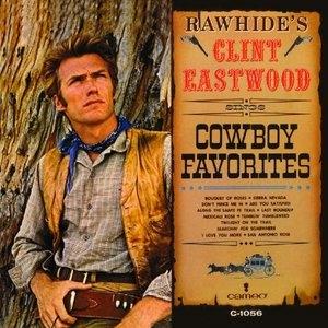 Rawhide's Clint Eastwood Sings Cowboy Favorites album cover