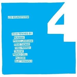 45:33 Remixes album cover