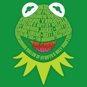 Muppets: The Green Album album cover