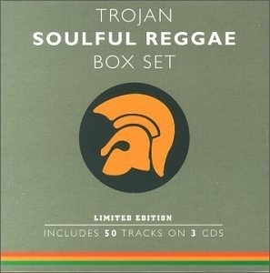 Trojan Soulful Reggae Box Set album cover