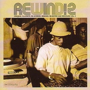 Rewind 2 (Ubiquity) album cover