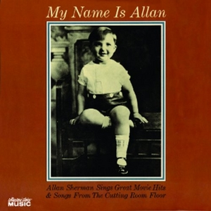 My Name Is Allan album cover