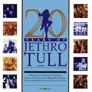 20 Years Of Jethro Tull album cover