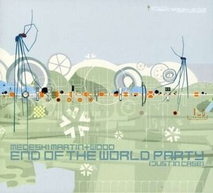 End Of The World Party (Just In Case) album cover