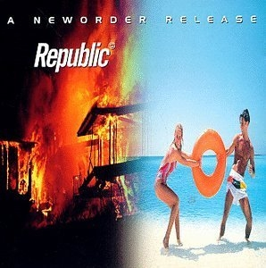 Republic album cover