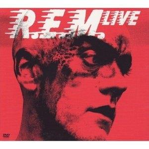 R.E.M. Live album cover