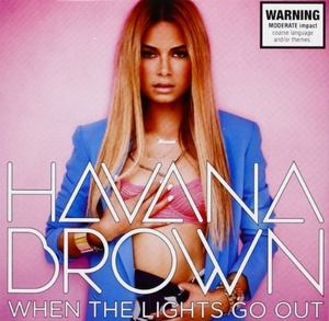 When The Lights Go Out album cover