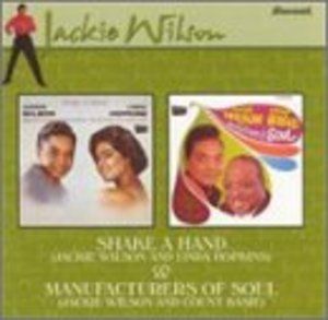 Shake A Hand-Manufacturers Of Soul album cover