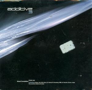 Additive Vol.3 album cover