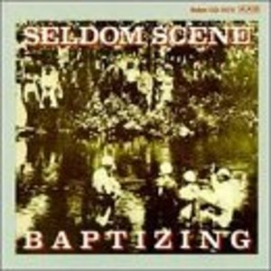 Baptizing album cover