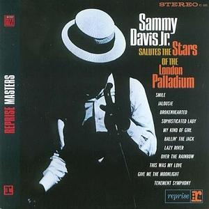 Salutes The Stars Of The London Palladium album cover