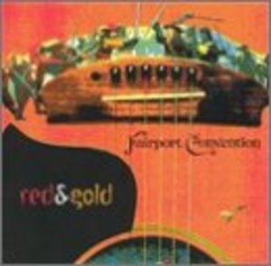 Red & Gold album cover