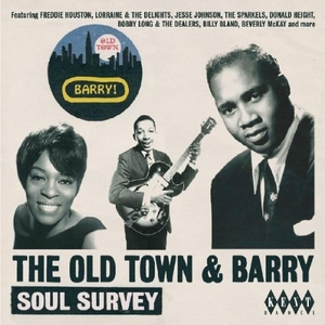 The Old Town & Barry Soul Survey album cover