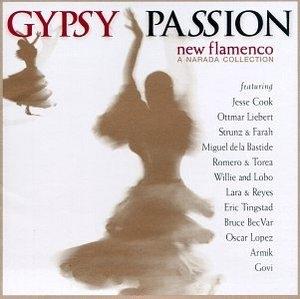 Gypsy Passion-New Flamenco album cover