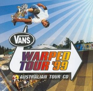 Vans Warped Tour '99 album cover