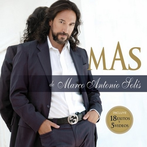 Mas De Marco Antonio Solis album cover