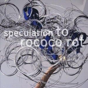 Speculation album cover