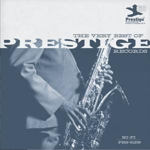 The Very Best Of Prestige Records: Prestige 60th Anniversary album cover