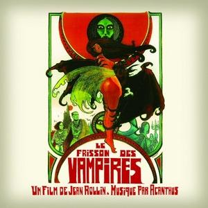 Les Frisson Des Vampires (Soundtrack) album cover