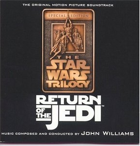 Return Of The Jedi: The Original Motion Picture Soundtrack (Special Edition) album cover