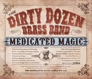 Medicated Magic album cover