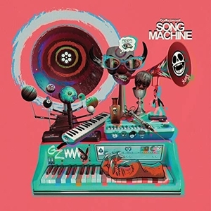 Song Machine, Season One: Strange Timez (Deluxe Edition) album cover