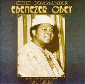 Juju Jubilee album cover