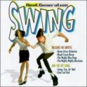 Next Generation Swing album cover