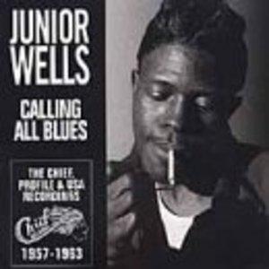 Calling All Blues album cover