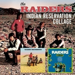 Indian Reservation~ Collage album cover