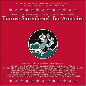 Future Soundtrack For America album cover