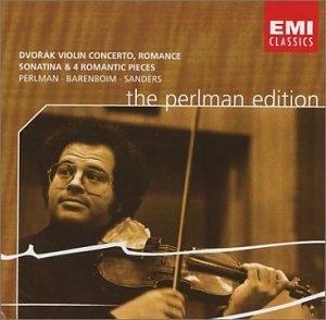 Dvorák: Violin Concerto album cover