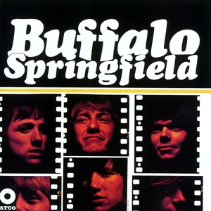 Buffalo Springfield album cover