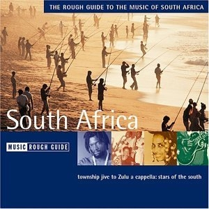 The Rough Guide To The Music Of South Africa album cover