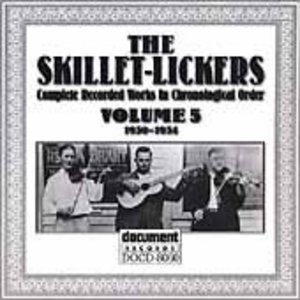 Complete Recorded Works: Vol.5 (1930-1934) album cover