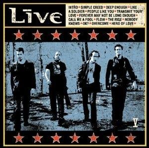 V album cover