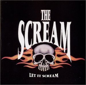 Let It Scream album cover