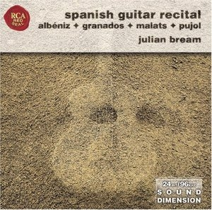 Spanish Guitar Recital: Albéniz, Granado... album cover