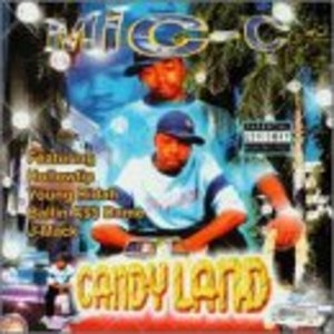 Candyland album cover