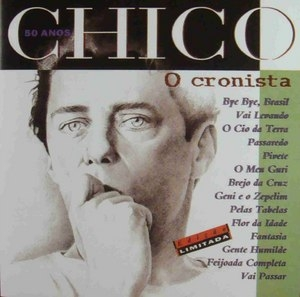 50 Anos: O Cronista album cover