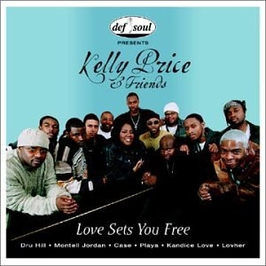 Love Sets You Free (Single) album cover