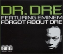 Forgot About Dre (Single) album cover