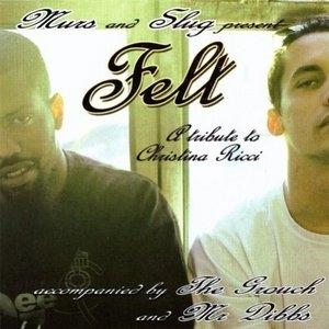 Felt: A Tribute To Christina Ricci album cover