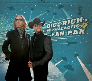 Big & Rich's Super Galactic Fan Pak, Vol. 2 album cover